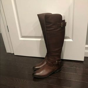 Vince Camuto presintia riding boot NEW size 8